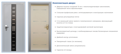 Двери Pandoor Evolution