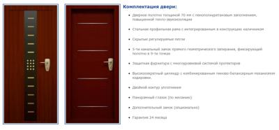 Двери Pandoor Ultra