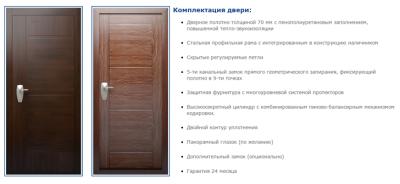 Двери Pandoor Concept