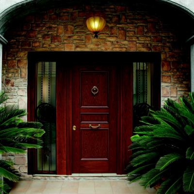 Стальные утепленные двери