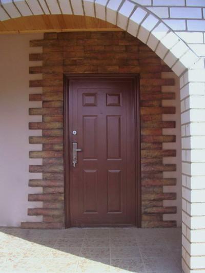 Двери входные Union