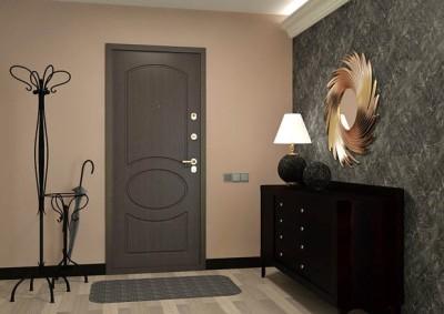 Дверь, установленная в квартиру, по доступной стоимости