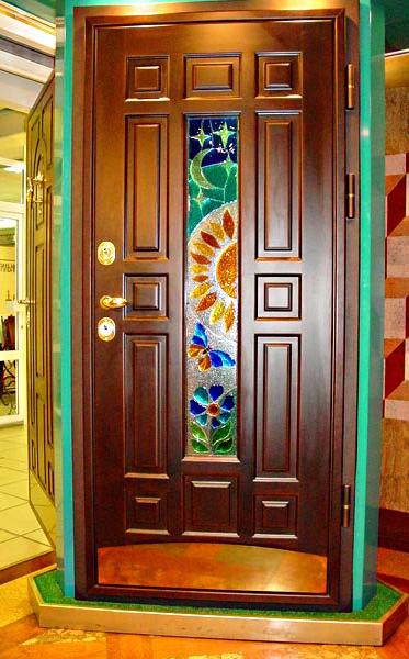 Двери «Ягуар»