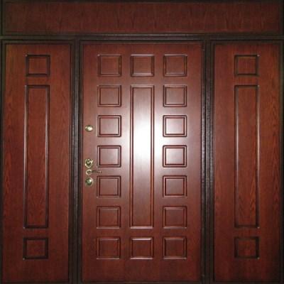 Пример нестандартной двери