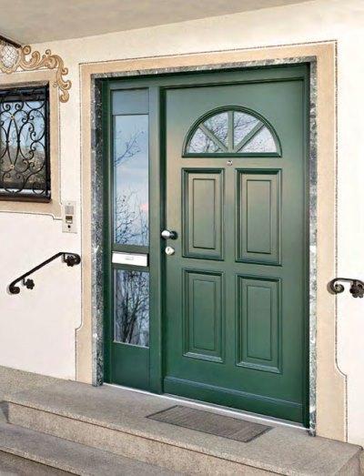 Итальянские входные двери