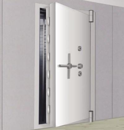 Дверь сейфового типа