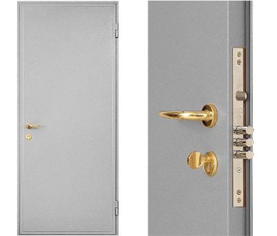 Стандартная дверь без отделки