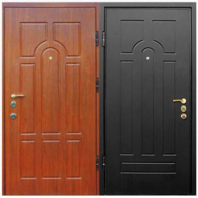 Двери с отделкой из МДФ
