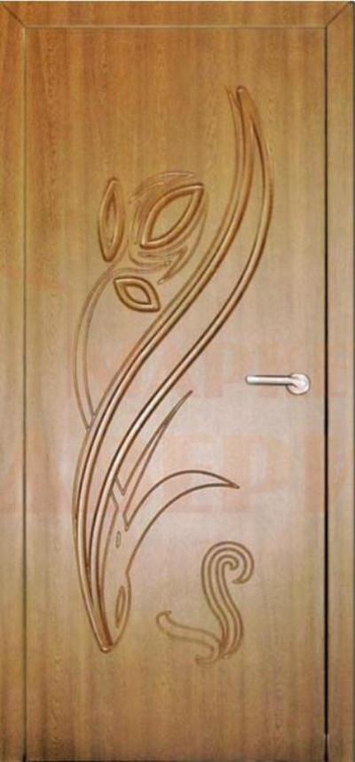 Оригинальные двери «Тюльпан»