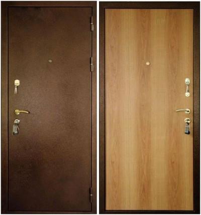 Дополнительная входная дверь в квартиру