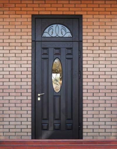 Стандартные металлические двери
