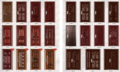 Металлические двери Браво