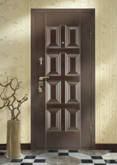 Металлическая дверь отечественного производства