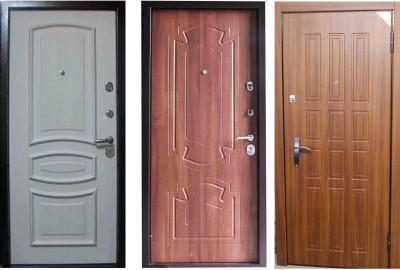 Двери стальные входные Профессор