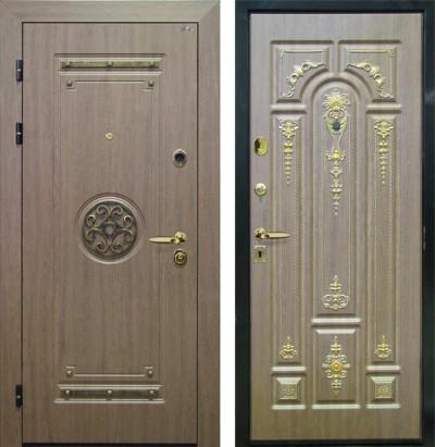 Двери стальные Интекрон