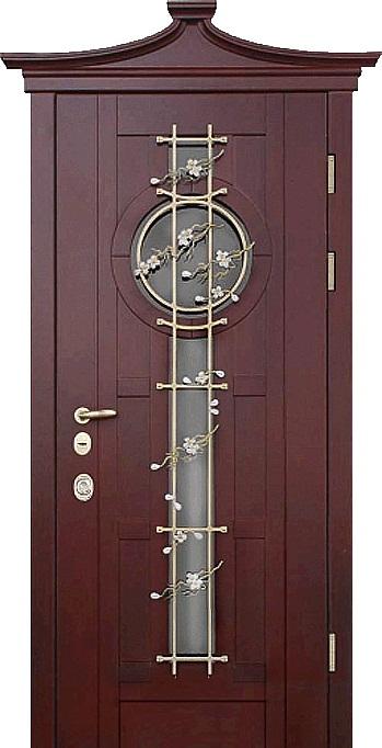 Идеальная входная дверь