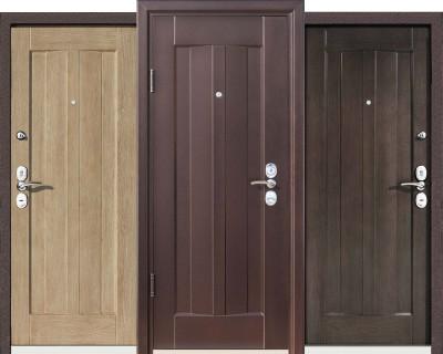 Входные двери с повышенной теплоизоляцией