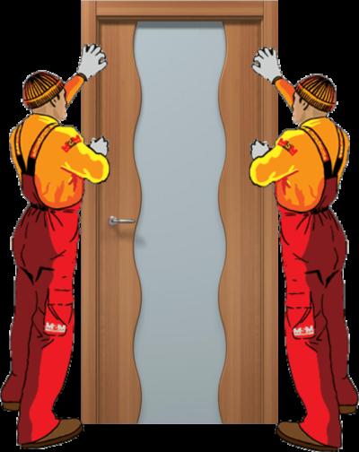 Ремонт стальной двери