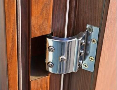 Стальные двери со скрытыми петлями