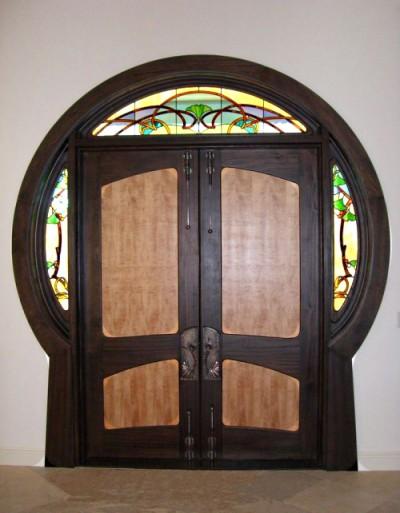 Стальная дверь от отечественного производителя