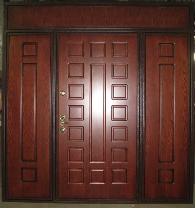 Стальные двери нестандартного размера