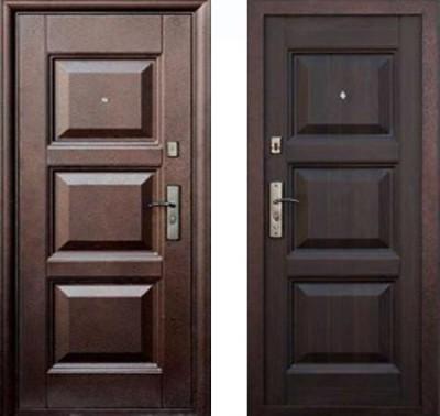 Металлические двери Дива