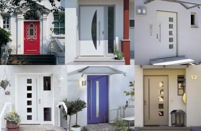 Немецкие металлические двери