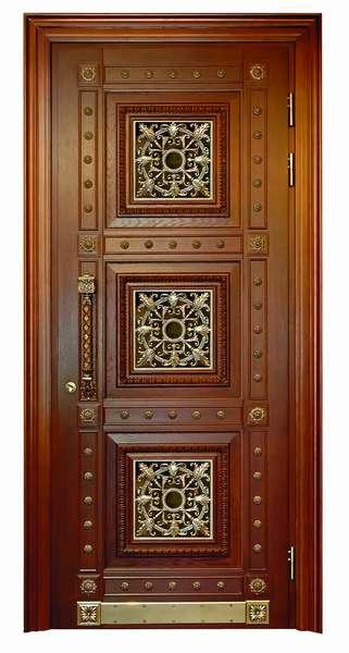 Стандартные двери из массива