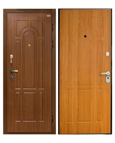 Входная металлическая дверь Стал