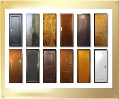 Дизайн дешевых дверей