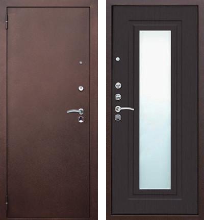 Входная стальная дверь Йошкар Царское Зеркало венге