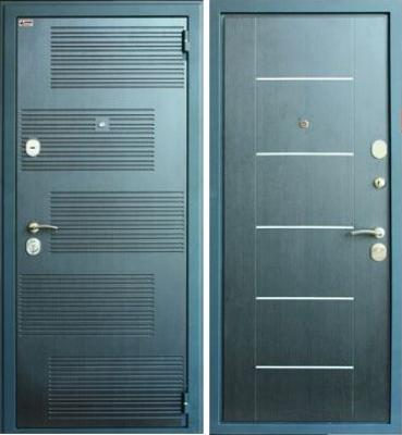 Бастион металлические двери