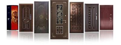 Металлические двери Бульдорс