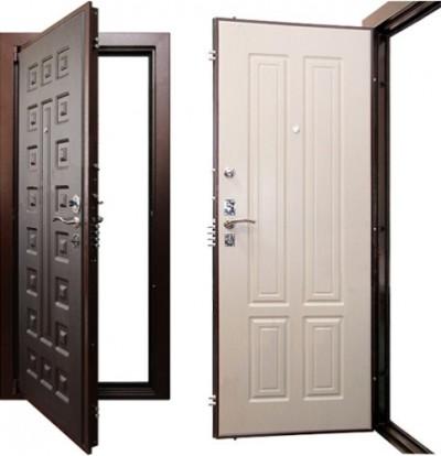 Металлические двери Гранит