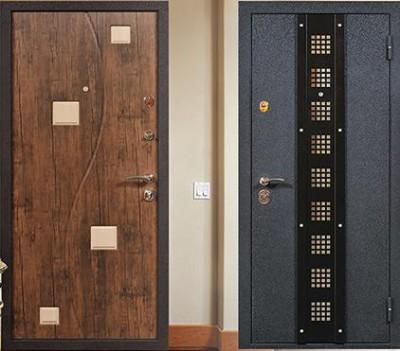 Двери белорусские металлические