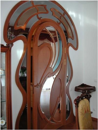 Отечественная металлическая дверь
