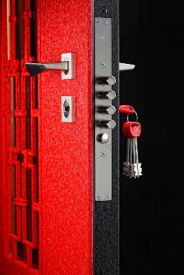 Хорошая стальная дверь