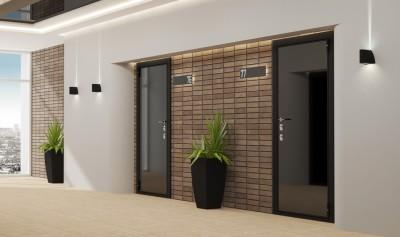 Итальянские квартирные двери
