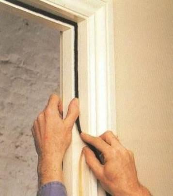 Шумоизоляционные двери своими руками