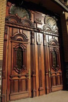Входные металлические двери премиум класса с уникальным дизайном