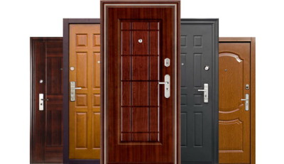 Металлические двери Cофья