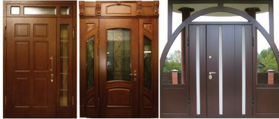Двери для нестандартных проемов