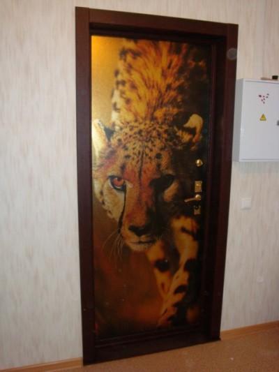 Рекомендуемая дверная установка на вход