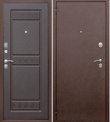 Дверь Троя К венге