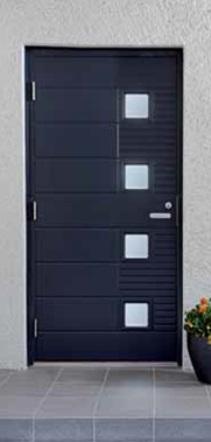 Входная дверь финского производства