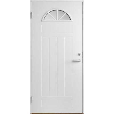 Входная финская дверь марки Jeld Wen