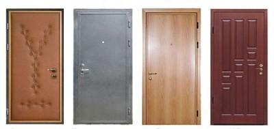 Виды дизайна дверей